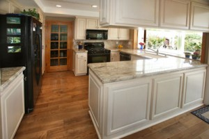 Cabinet resurfacing vs. Cabinet refacing